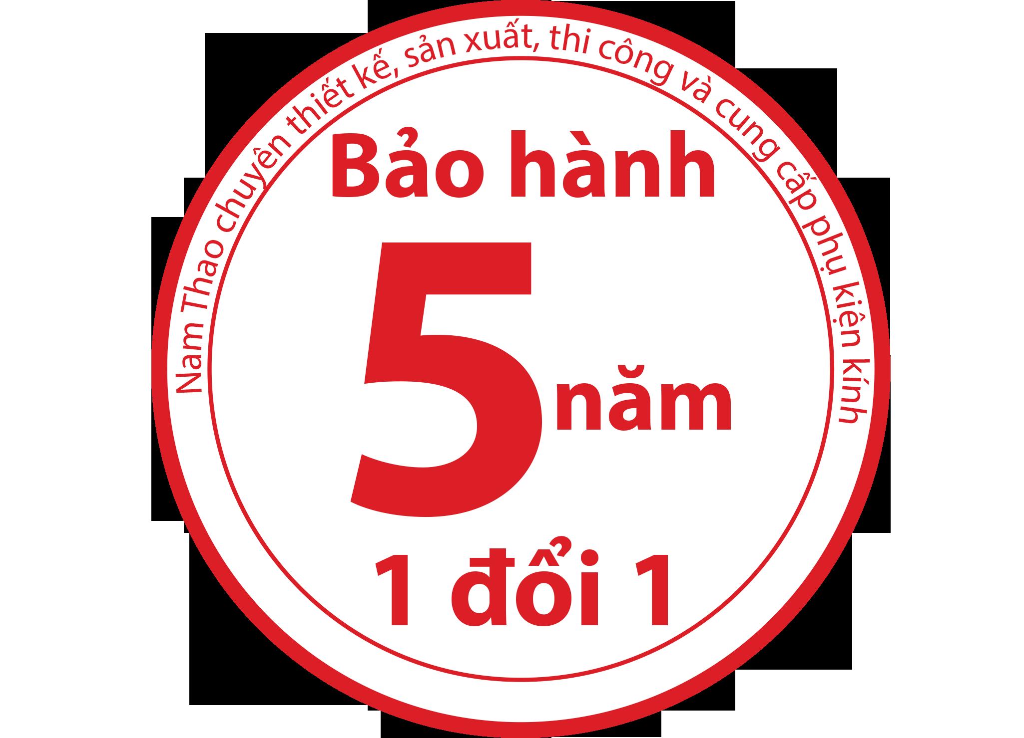 TRỤ LAN CAN KÍNH INOX NT 005