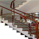 Mua trụ cầu thang inox ở Hà Nội