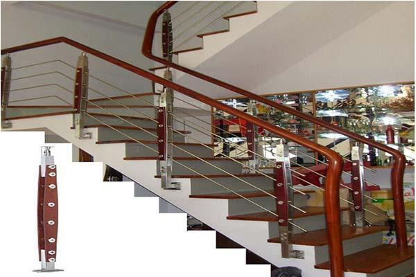 Mua trụ cầu thang inox ở Hà Nội đáng tin cậy và chất lượng nhất